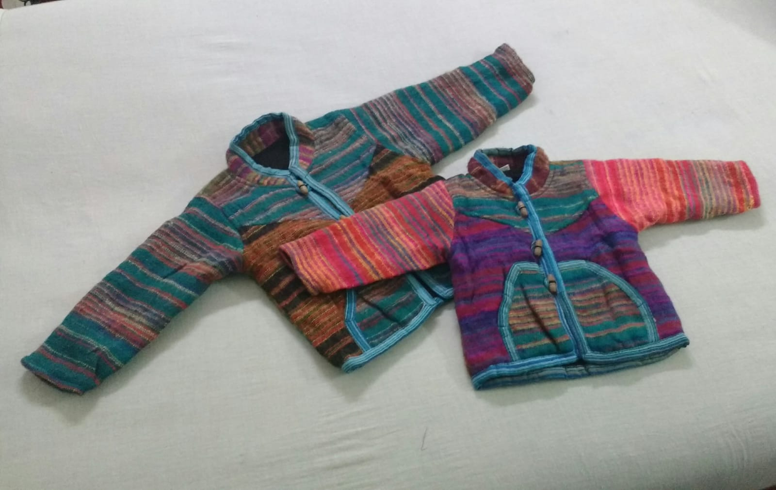 Children jacket from Nepal