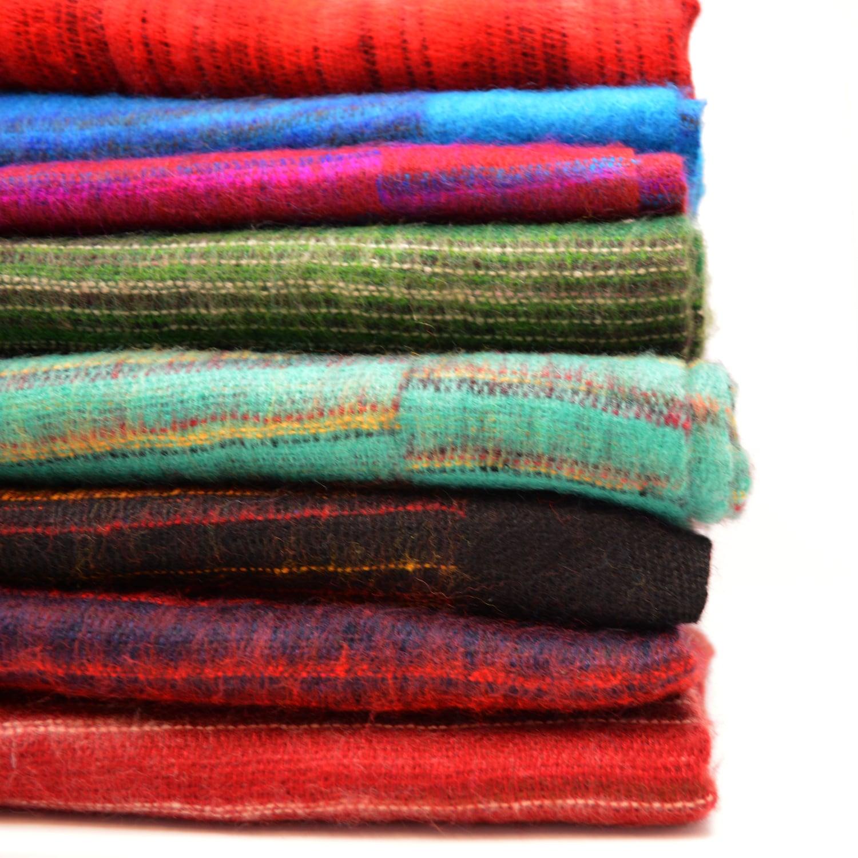 Yak Wool Scarfs