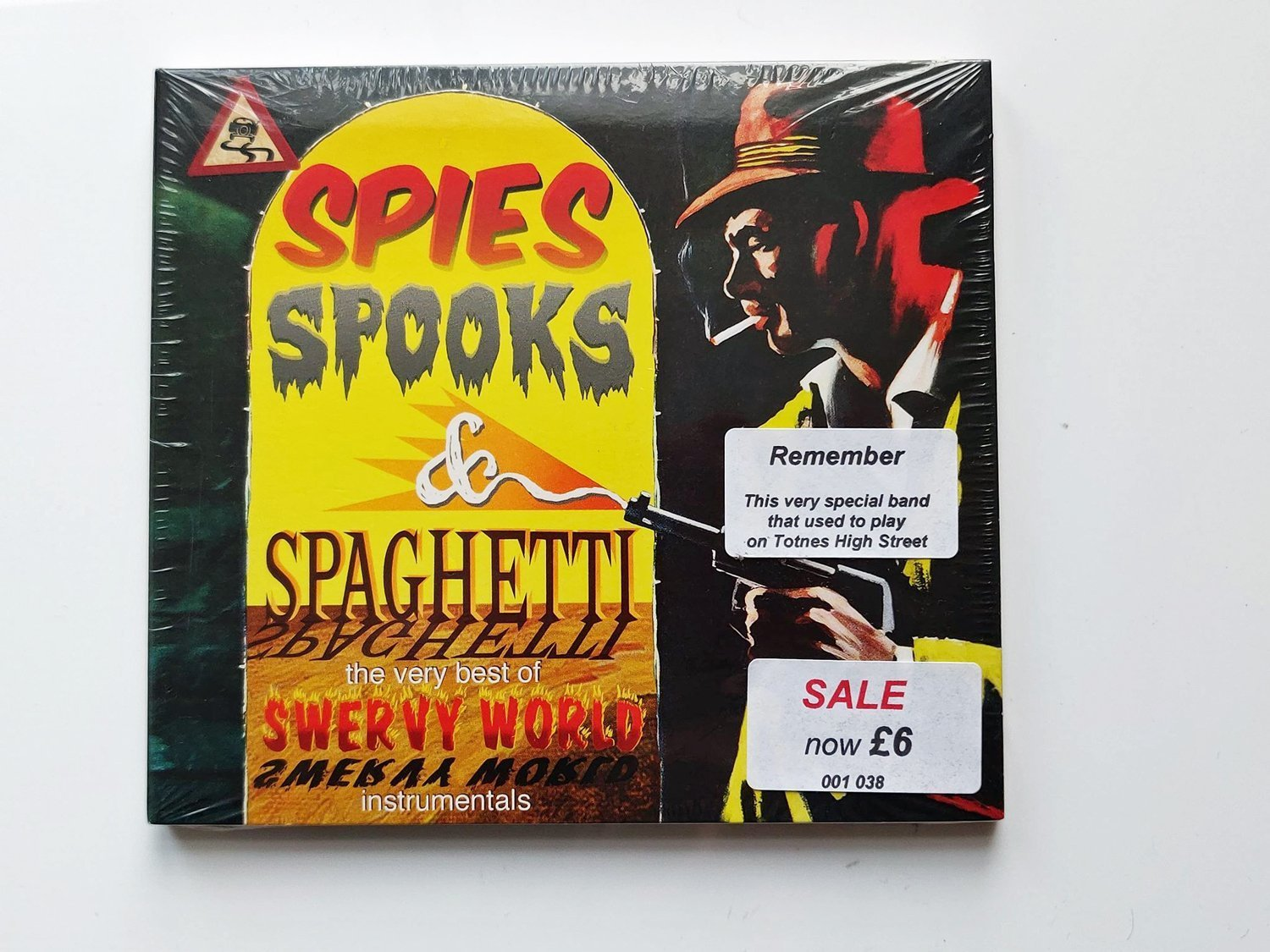 Spies and Spooks by Swervy World