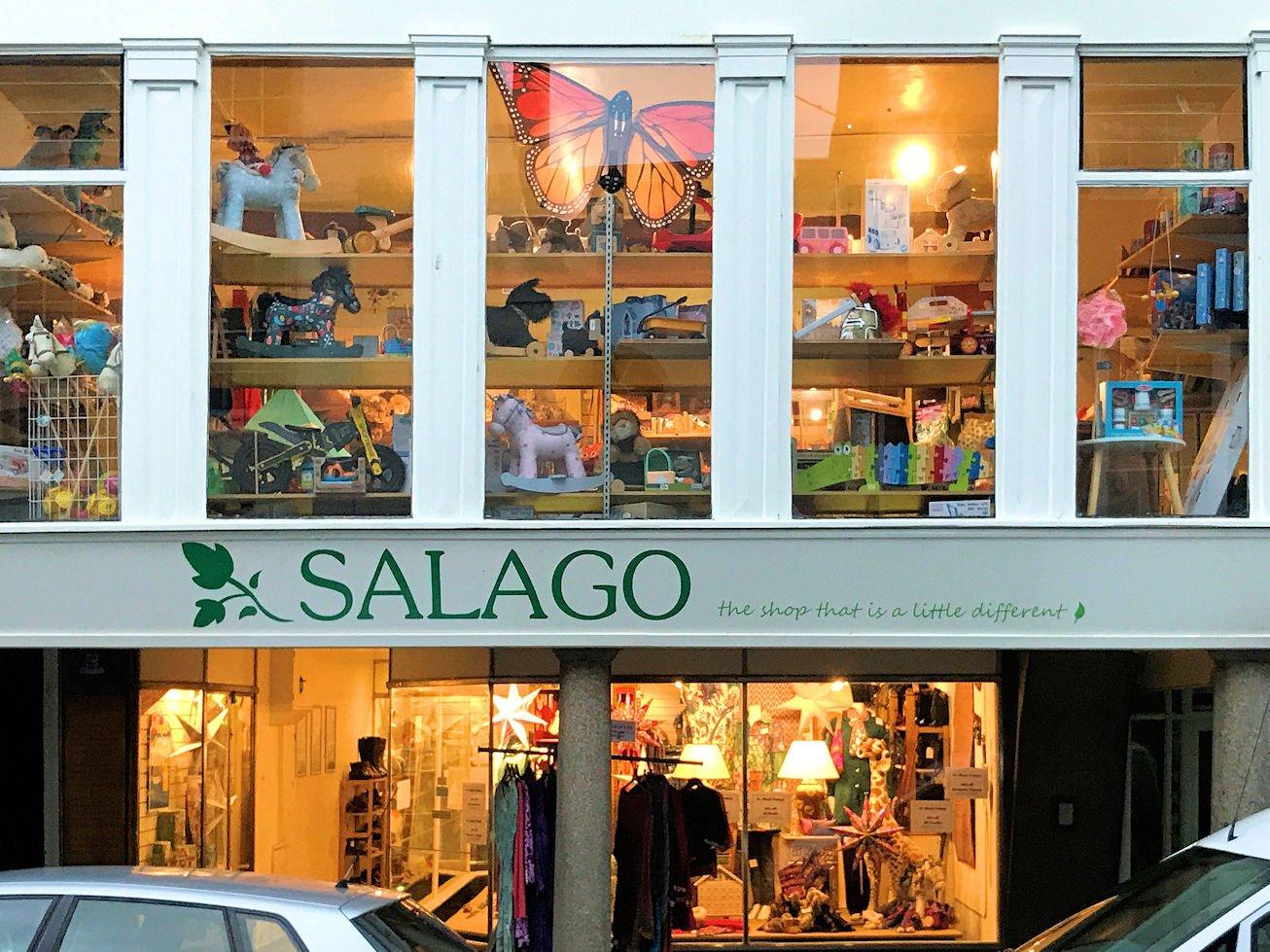 Salago Click & Collect