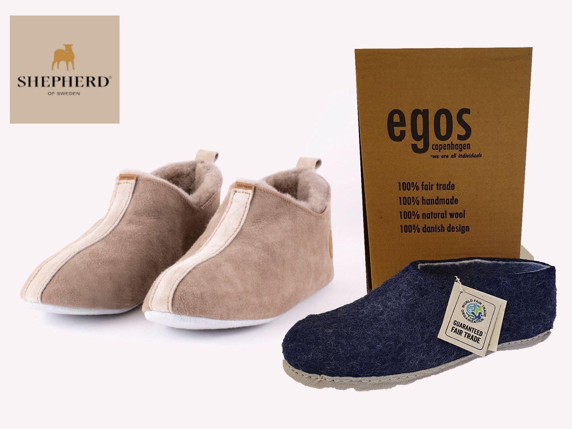 Shepherd & Egos