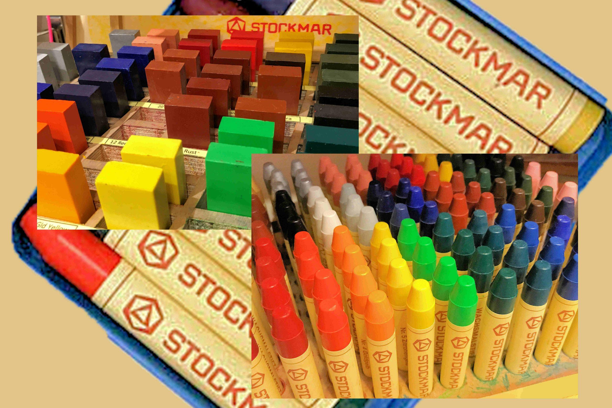 Stockmar Art Materials in again